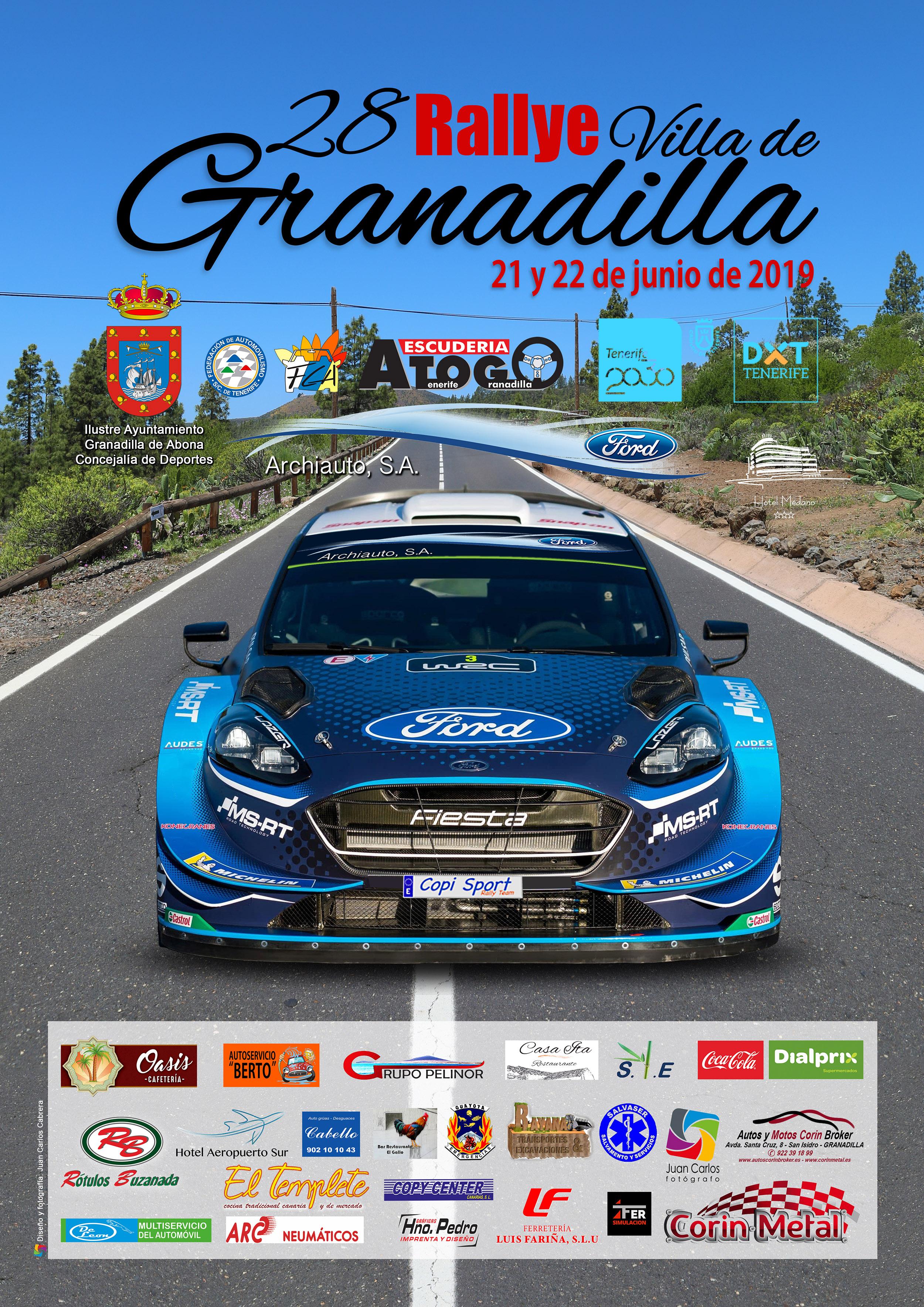 Campeonatos Regionales 2019: Información y novedades - Página 15 Cartel_granadilla_2019